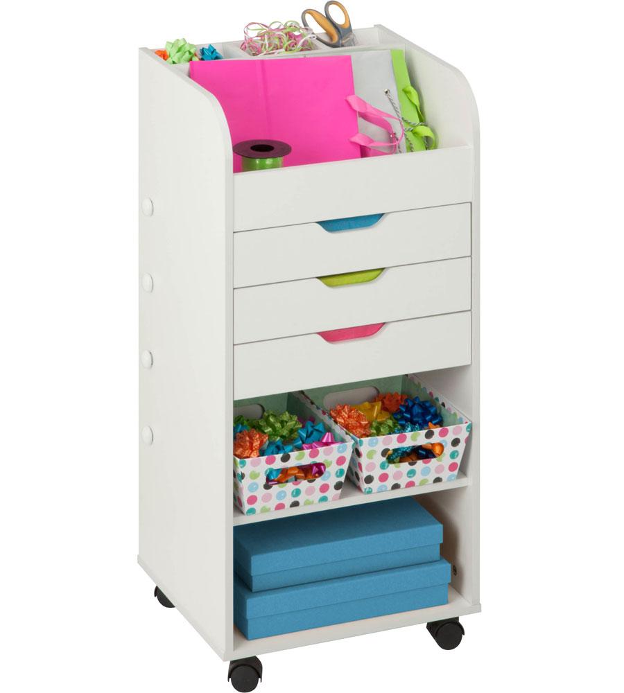 Craft Storage Cart Image