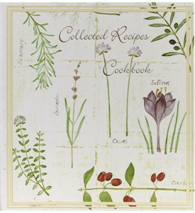 Recipe Organizer - Botanical Treasures Image