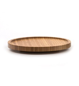 Crock Turntable - Bamboo Image