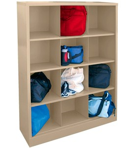 Cubby Hole Storage - 12 Sections Image