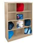 Cubby Hole Storage - 12 Sections