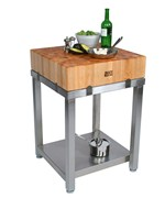 Cucina Laforza Kitchen Island by John Boos