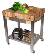 Kitchen Island Carts and Microwave Carts