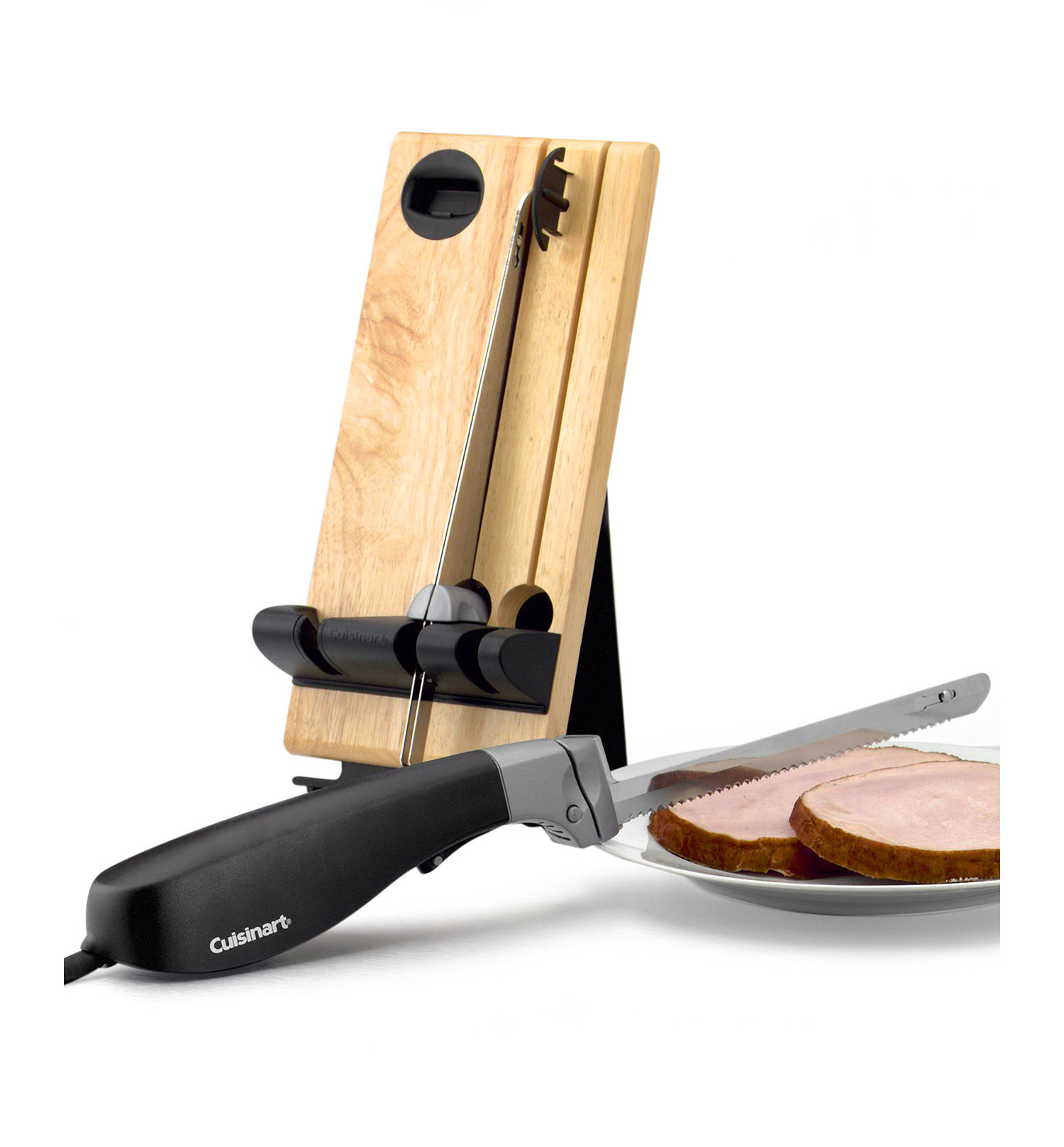 Electric Bread Knife ~ Cuisinart electric knife in knives