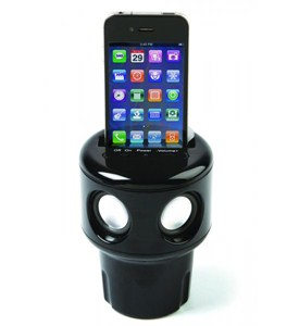 Cup Holder Speaker Image