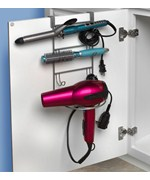 Curling Iron Holder - Over Door