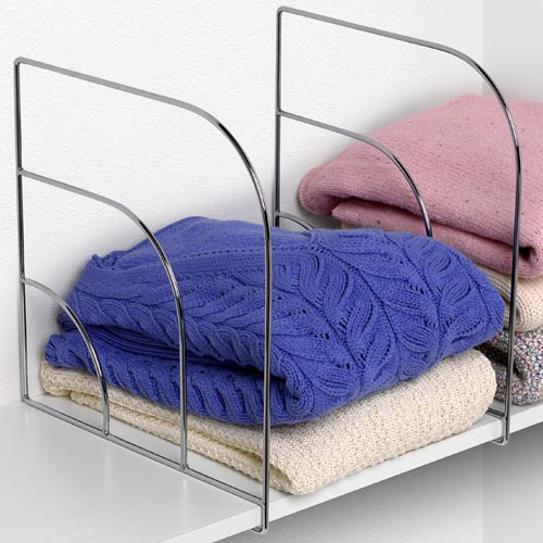 Shelf Dividers - Wire (Set of 2) Image