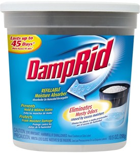 DampRid Refillable Moisture Absorber Image