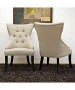 Daphne Dining Chair - Set of 2 by Wholesale Interiors