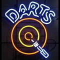 Darts Neon Sign - by Neonetics - 5DARTS