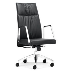 Dean High Back Office Chair by Zuo Modern Image