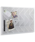 Decorative Bulletin Board - Geometric Pattern