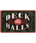 Decorative Floor Mat - Deck the Halls