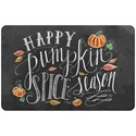 Decorative Floor Mat - Pumpkin Spice