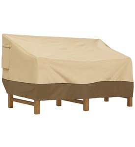Deep Patio Loveseat Cover Image