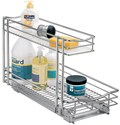 Deep Pull-Out Under Sink Organizer - Chrome