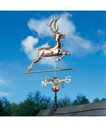 Weathervane - Buck