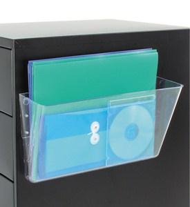 Deflecto Magnetic File Pocket Image
