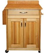 Butcher Block Table Hardwood Birch 348 99