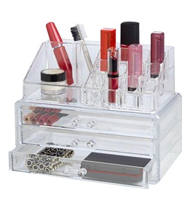 Deluxe Cosmetic Set with Drawers Image