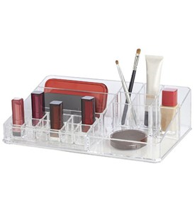 Deluxe Cosmetic Set - 21 Compartment Image