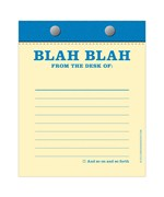 Desktop Notepad - Blah Blah