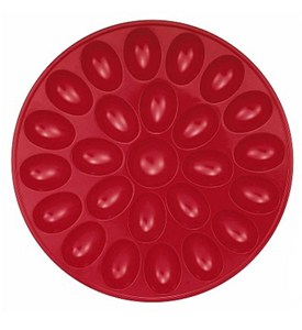 Deviled Egg Tray - Red Image