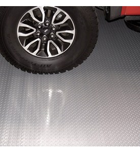 Golf Cart Parking Mat Image