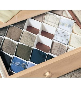 Diamond Drawer Divider Image