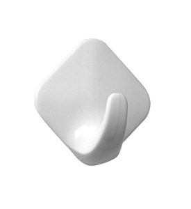 Adhesive Wall Hooks (Set of 4) Image