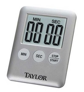Digital Kitchen Timer - Slim Image