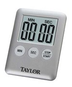 Digital Kitchen Timer - Slim