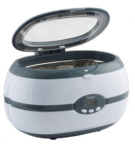 Digital Ultrasonic Jewelry Cleaner Image