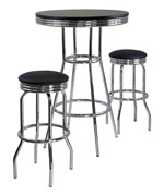 Diner Table and Stools