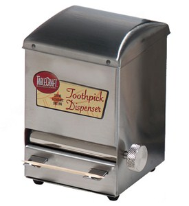 Diner Toothpick Dispenser Image