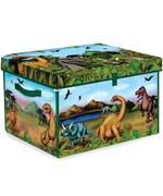 Dinosaur Toy Box - Playmat