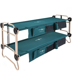Camping Bunk Bed Image
