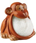 Dish Scrubber Holder - Monkey