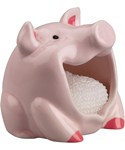 Dish Scrubber Holder - Pig