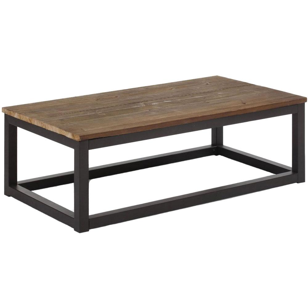 Industrial Wood Coffee Table Distressed Designs: Distressed Wood Coffee Table In Coffee Tables