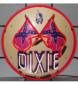 Dixie Gasoline Neon Sign by Neonetics Image