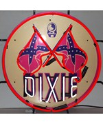 Dixie Gasoline Neon Sign by Neonetics
