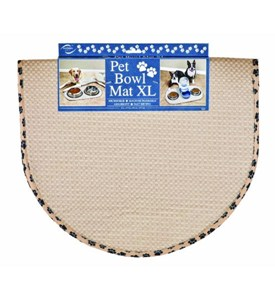 Dog Bowl Mat Image