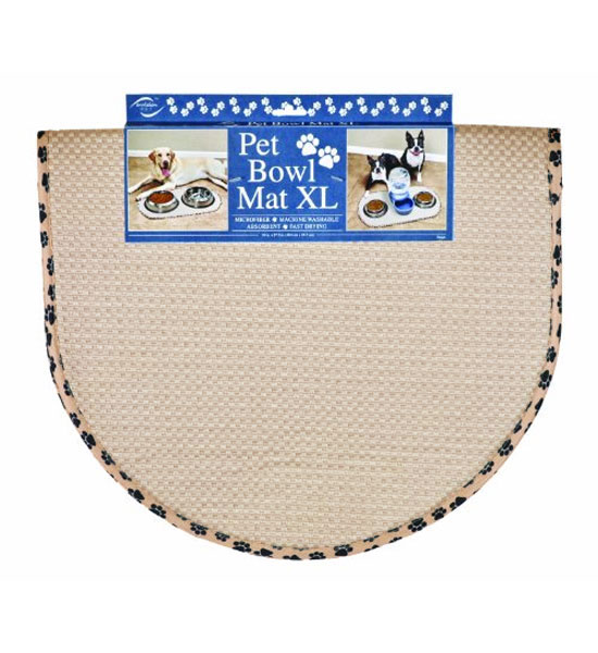 pet food mat dog bowl mat
