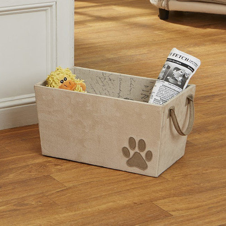dog toy basket in pet organizers With dog toy basket