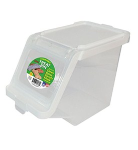 Dog Treat Container - Stackable Image