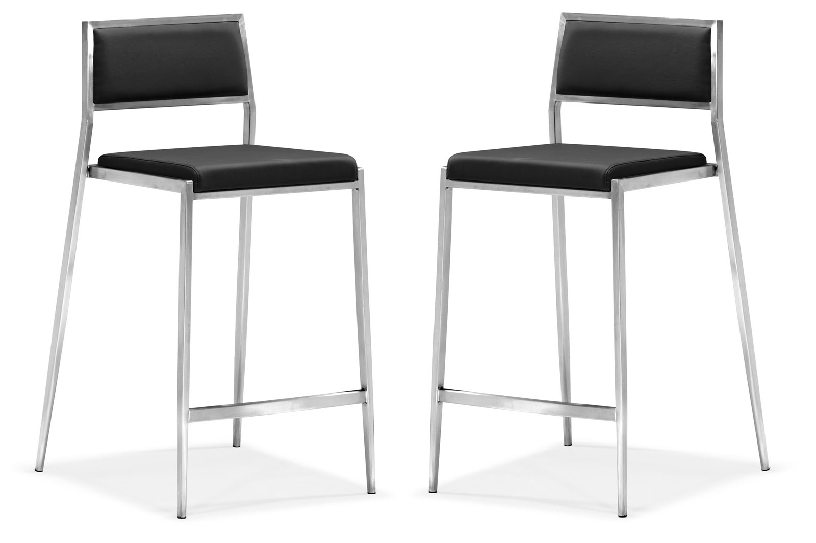 Dolemite Counter Chair Set Of 2 By Zuo Modern In Counter