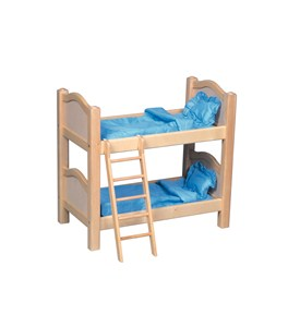 Doll Bunk Bed by Guidecraft Image