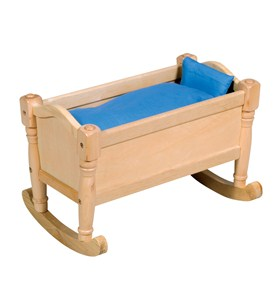 Doll Cradle by Guidecraft Image