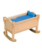 Doll Cradle by Guidecraft